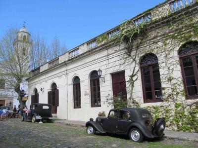Uruguay: Colonia del Sacramento et Montevideo