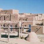 Chez les Pueblos à Santa Fe