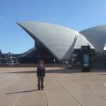 Sydney et son Opera House