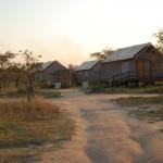 Kruger National Park: logement sous tente...de luxe!
