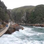 Tsitsikamma et ses ponts suspendus