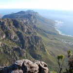 La Montagne de la Table (Cape Town)