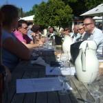 Seidelberg: dégustation de vins