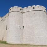 Vrboska et son église fortifiée
