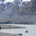 Hooker Glacier (Mont Cook)
