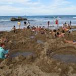 Péninsule de Coromandel: Hot Water Beach