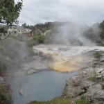 Rotorua et ses sources chaudes