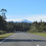 Route vers Franz Joseph Glacier