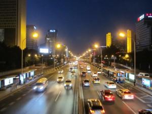 Pékin de nuit