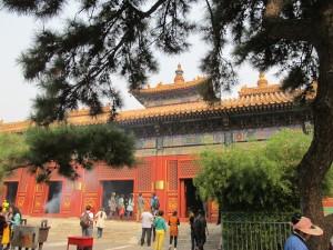Beijing: le Temple des Lamas