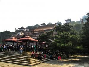 Beijing: le Palais d'été