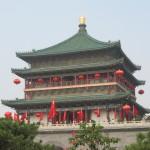 Xi'an: la Tour de la Cloche