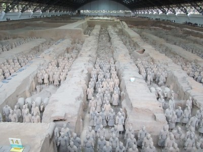 Chine: Xi'An