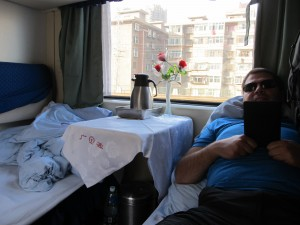 Train couchettes n°1