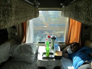 Train couchettes n°2