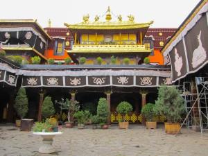 Lhassa: Jokhang Temple