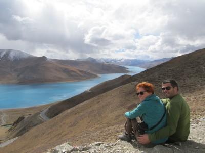 Tibet: De Shigatse à EBC
