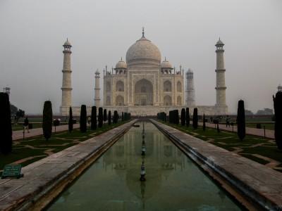 Inde: Agra & Delhi