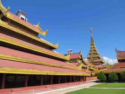 Birmanie: Mandalay