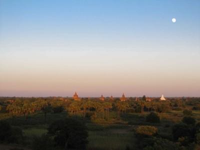 Birmanie: Bagan
