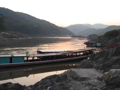 Laos: le Mékong