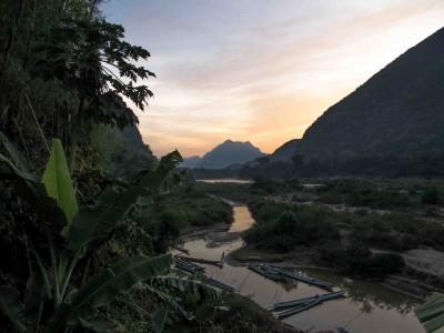 Laos: Muang Ngoi et Nong Khiaw