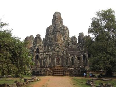 Cambodge: Siem Reap et Angkor