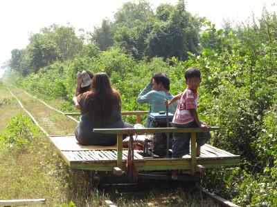 Cambodge: Battambang