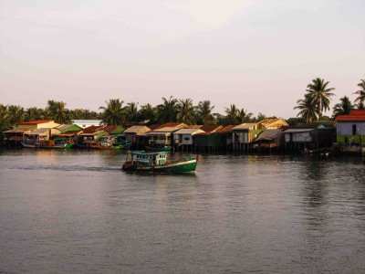 Cambodge: Kampot, Kep et le Bokor