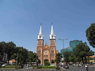 Vietnam: Hô Chi Minh Ville