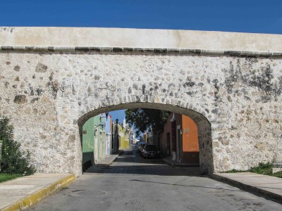 Mexique: Campeche