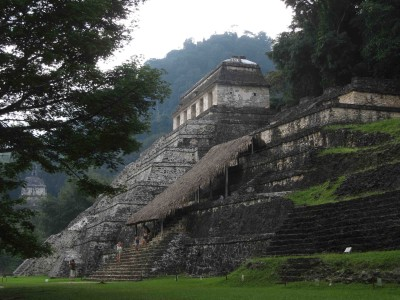 Mexique: Palenque