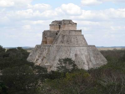 Mexique: Mérida et Uxmal