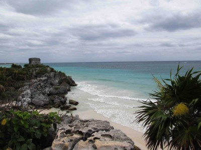 Mexique: Tulum