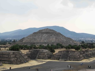 Mexique: Mexico City et Teotihuacan