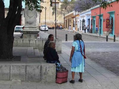 Mexique: Oaxaca