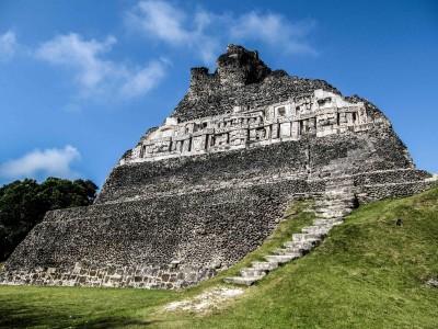 Belize: San Ignacio et Xunantunich