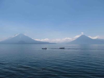 Guatemala: lac Atitlán et Chichicastenango