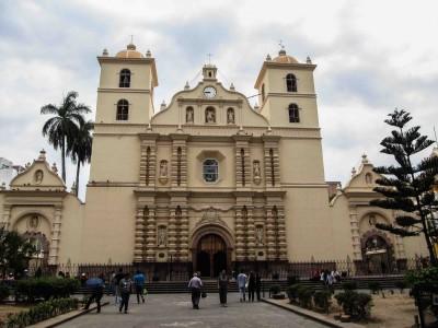 Honduras: Tegucigalpa