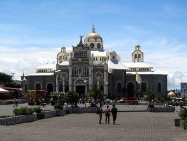 Costa Rica: Cartago et le volcan Irazu