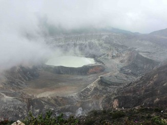 Costa Rica: San José et le volcan Poas