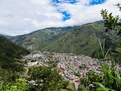 Équateur: Baños et la Ruta de las Cascadas