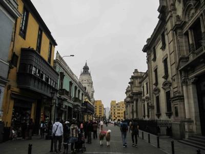 Pérou: Lima