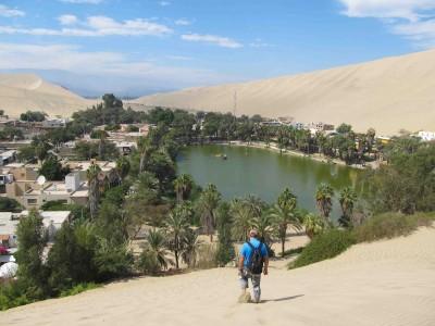 Pérou: Ica et Huacachina