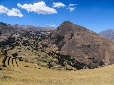 Pérou: l'est de la Vallée Sacrée