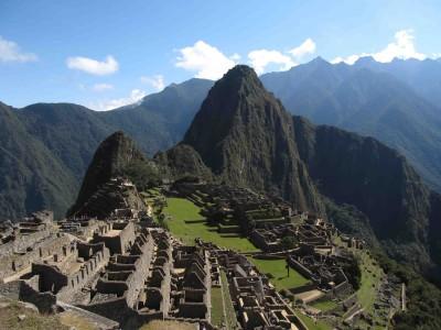 Pérou: le Machu Picchu