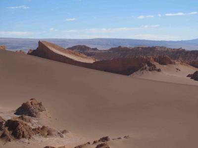 Chili: le désert d'Atacama
