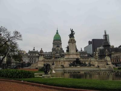 Argentine: retour à Buenos Aires