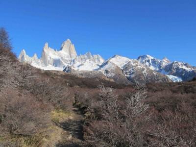Argentine: El Chaltén (Patagonie)