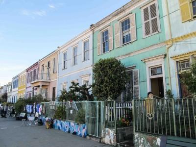 Chili: Valparaiso et Santiago